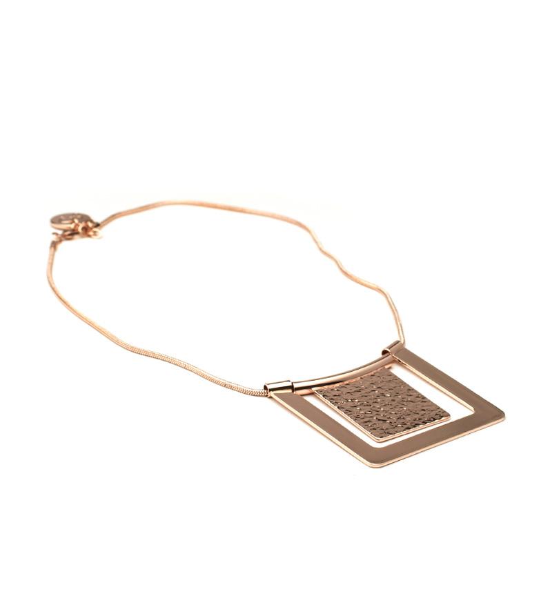 5b01135383e6 Pertegaz - Collar Dres oro rosa Mujer chica Dorado Bisutería