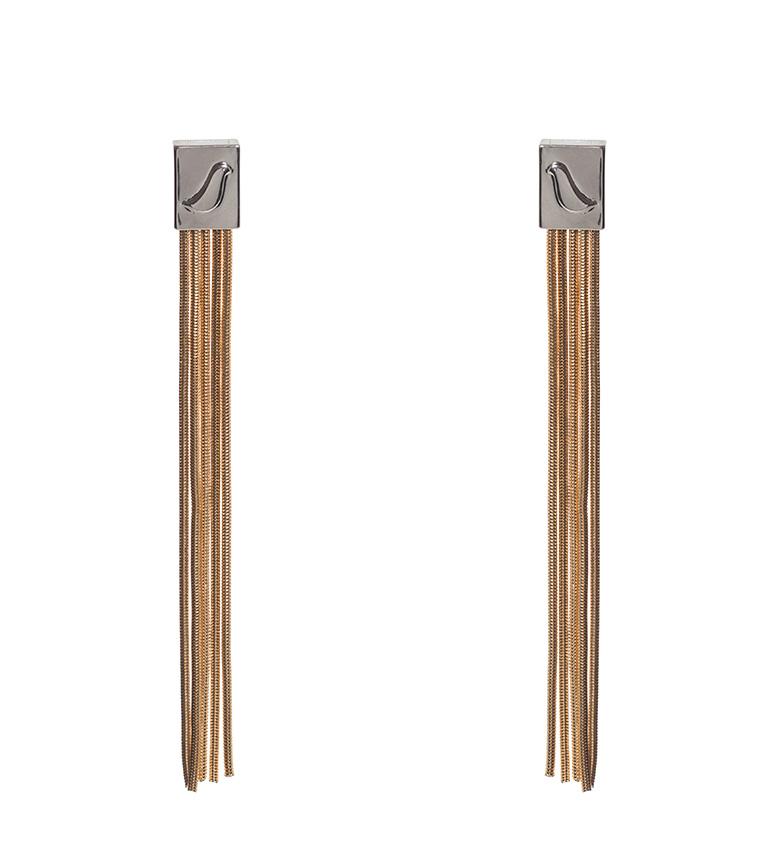 Comprar Pertegaz Golden Salome long earrings --12cm-