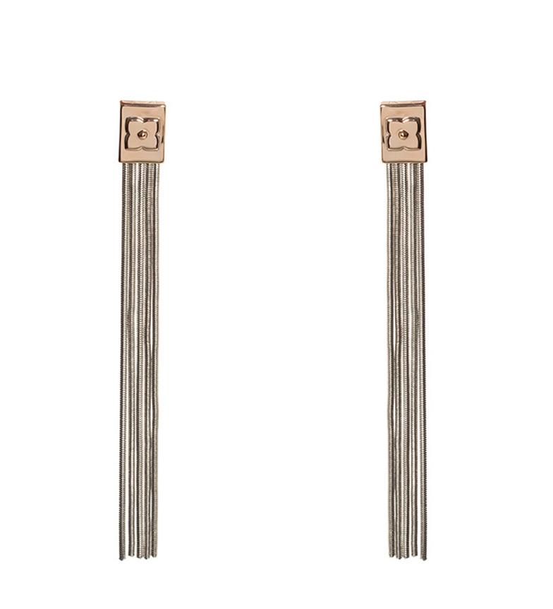 Comprar Pertegaz Longues boucles d'oreilles en argent Salomé -12cm-