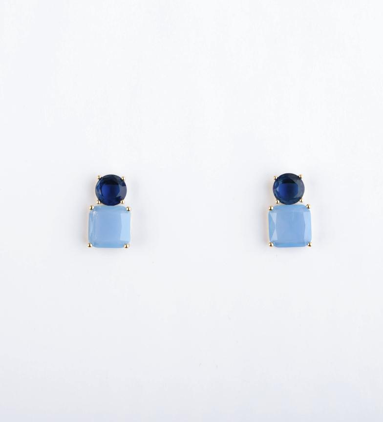 Comprar Pertegaz Pendientes Victoria Tu y Yo azul
