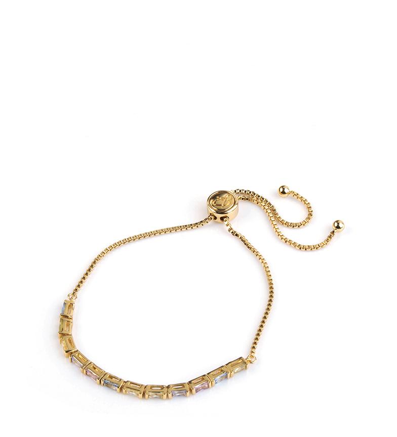 Comprar Pertegaz Gold Jaipur bracelet, multicolour