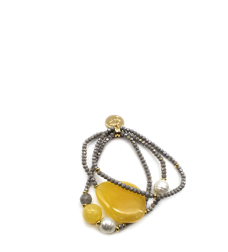Comprar Pertegaz Lilac Jade Bracelet
