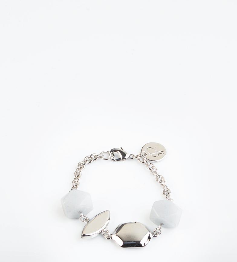 Comprar Pertegaz Bracciale in argento blu naturale