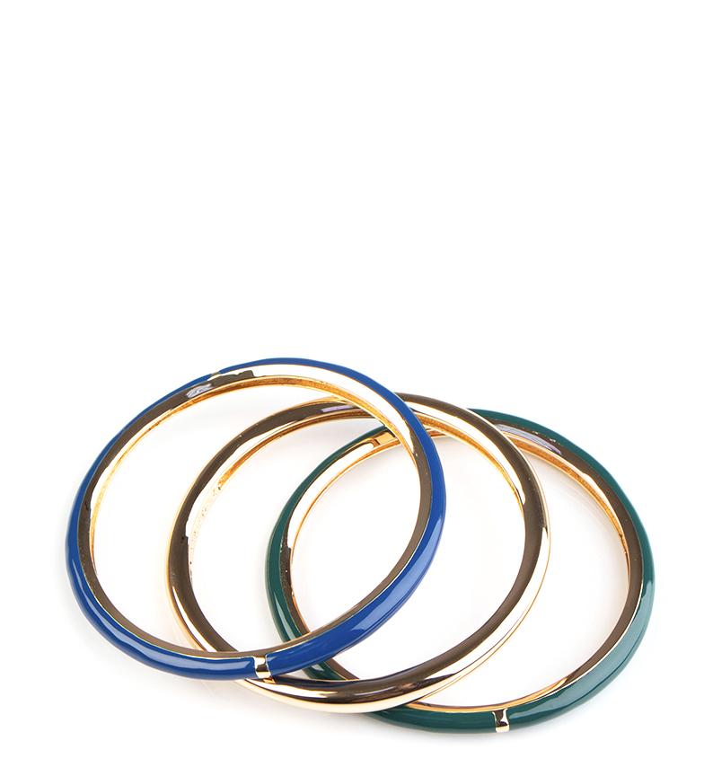 Comprar Pertegaz Pulseras Triple Matisse dorado