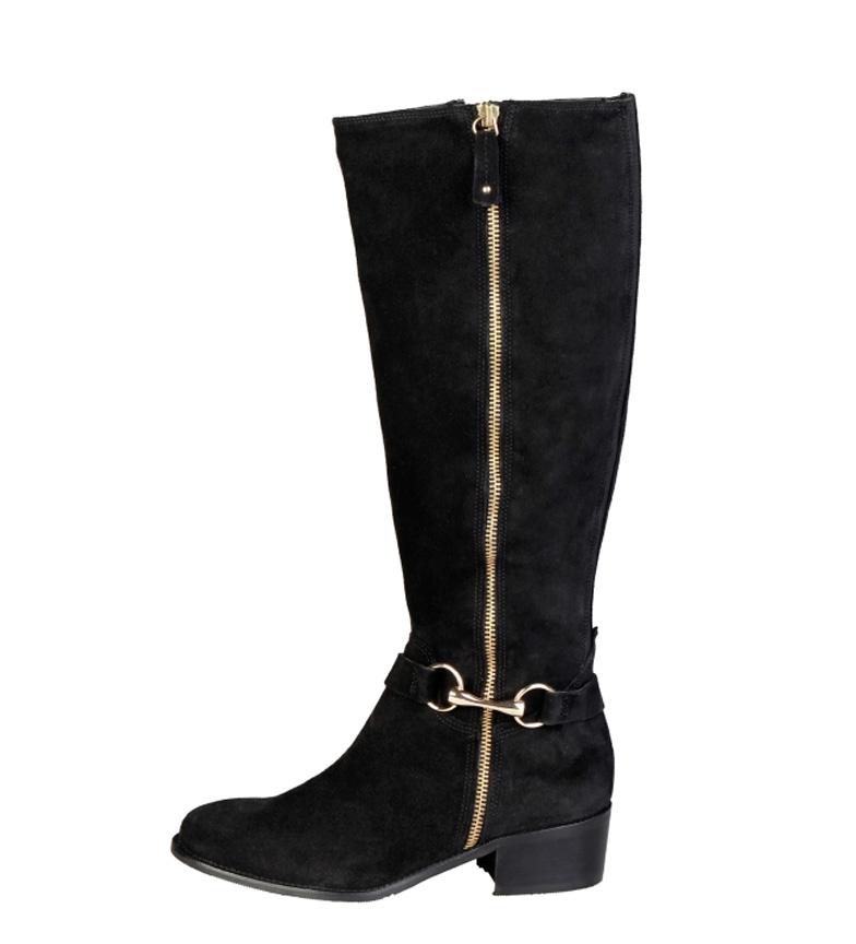 Comprar Pierre Cardin 4105215 botas de couro preto