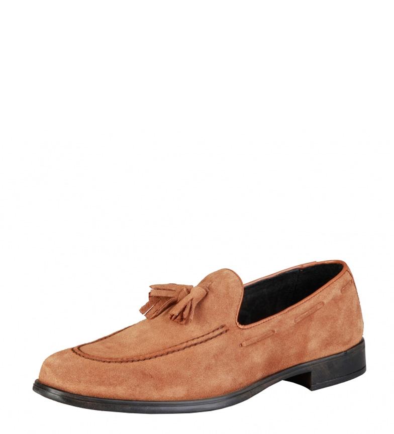 Pierre Cardin Skinn Loafers Konstant Kamel klaring besøk offisielt kjøpe billig pålitelig anbefaler billig egentlig i9Ahfg22E