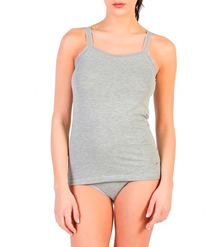Comprar Pierre Cardin Camiseta Camelia gris