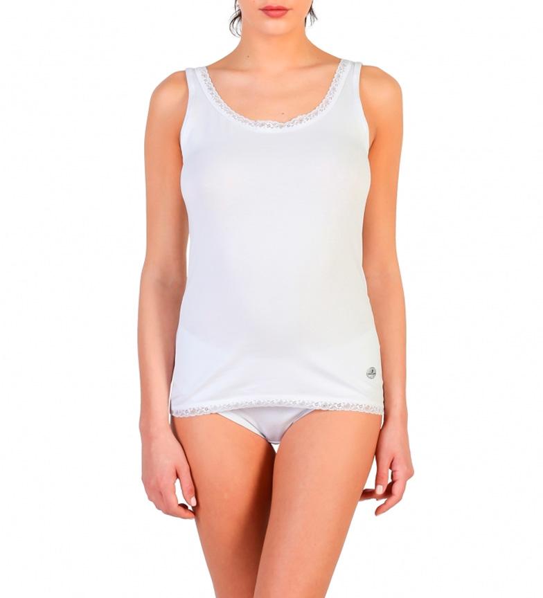 Comprar Pierre Cardin Camiseta Begonia blanco