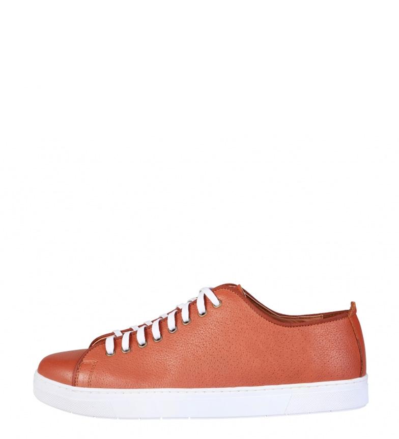 Comprar Pierre Cardin Clement scarpe di cuoio marrón