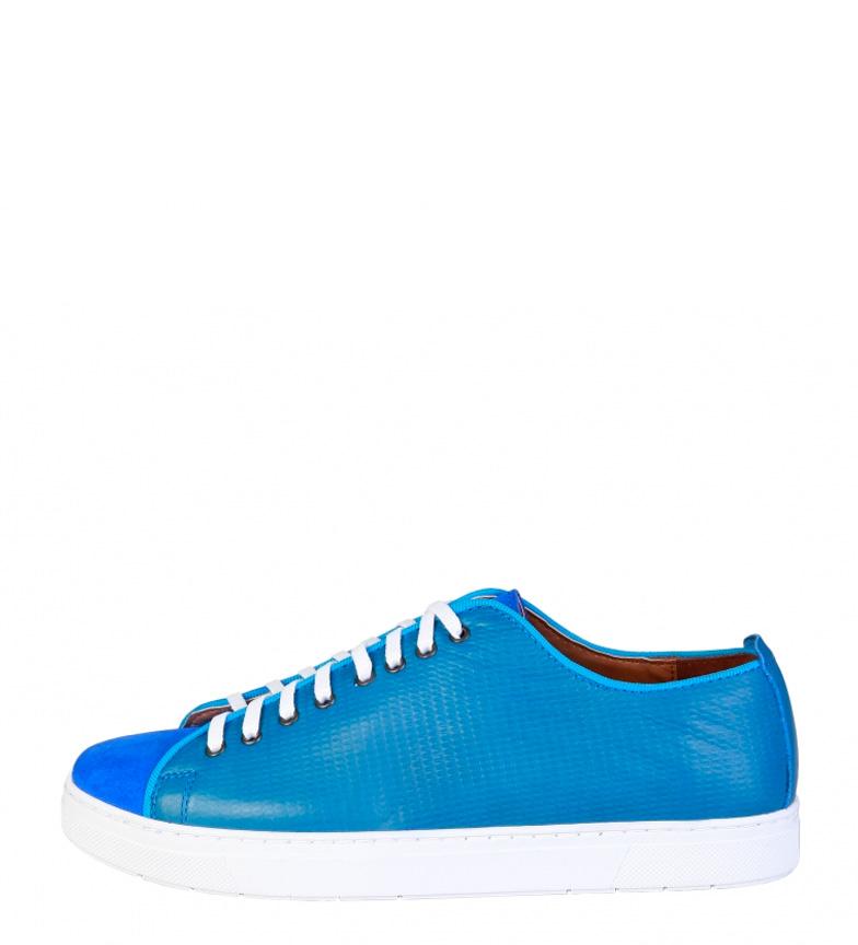 Comprar Pierre Cardin Edgard scarpe in pelle blu