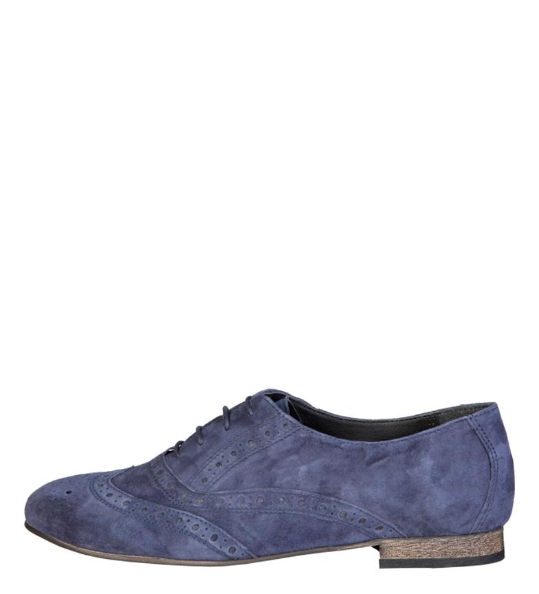 Comprar Pierre Cardin 1140204 scarpe in pelle blu