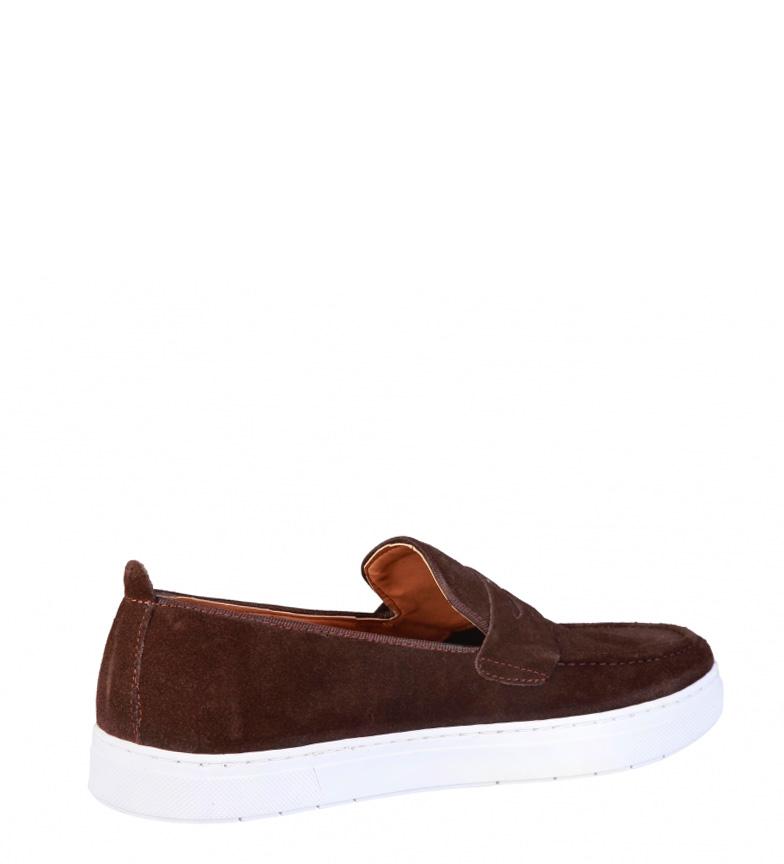 Zapatos De Chocolate Cardin Piel Alphonse Pierre Marrn thxrdCsBQ