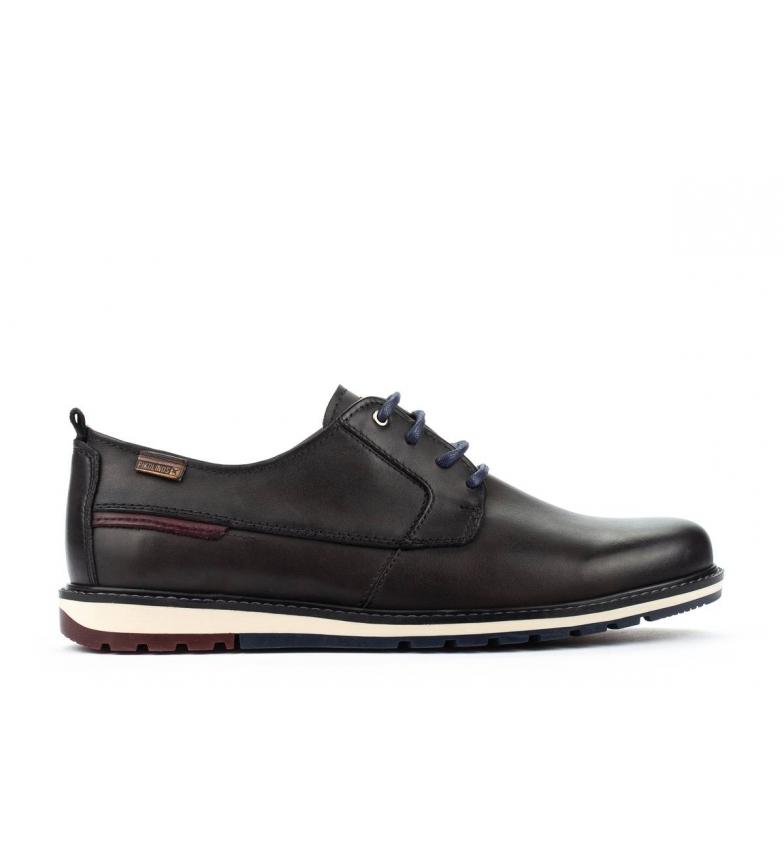 Comprar Pikolinos Zapatos de piel Berna M8J negro