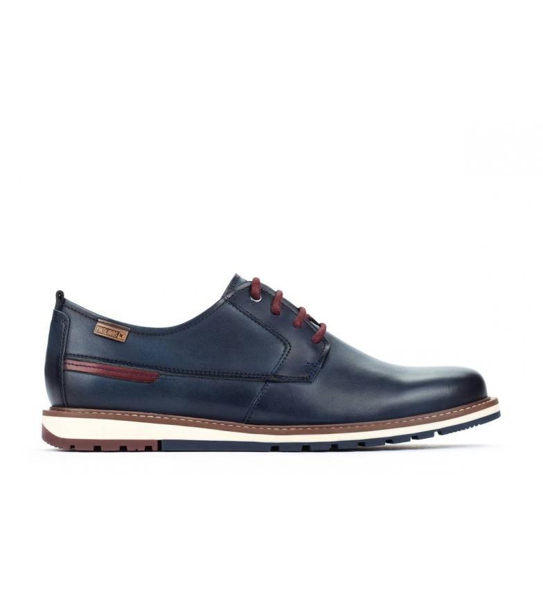 Comprar Pikolinos Zapatos de piel Berna M8J azul