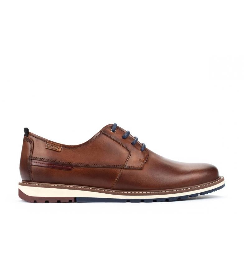 Comprar Pikolinos Zapatos de piel Berna M8J cuero