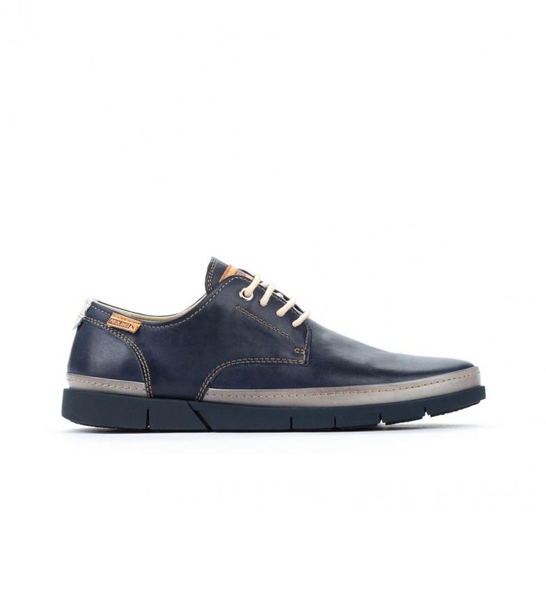 Comprar Pikolinos Zapatos de piel Palamos M0R azul