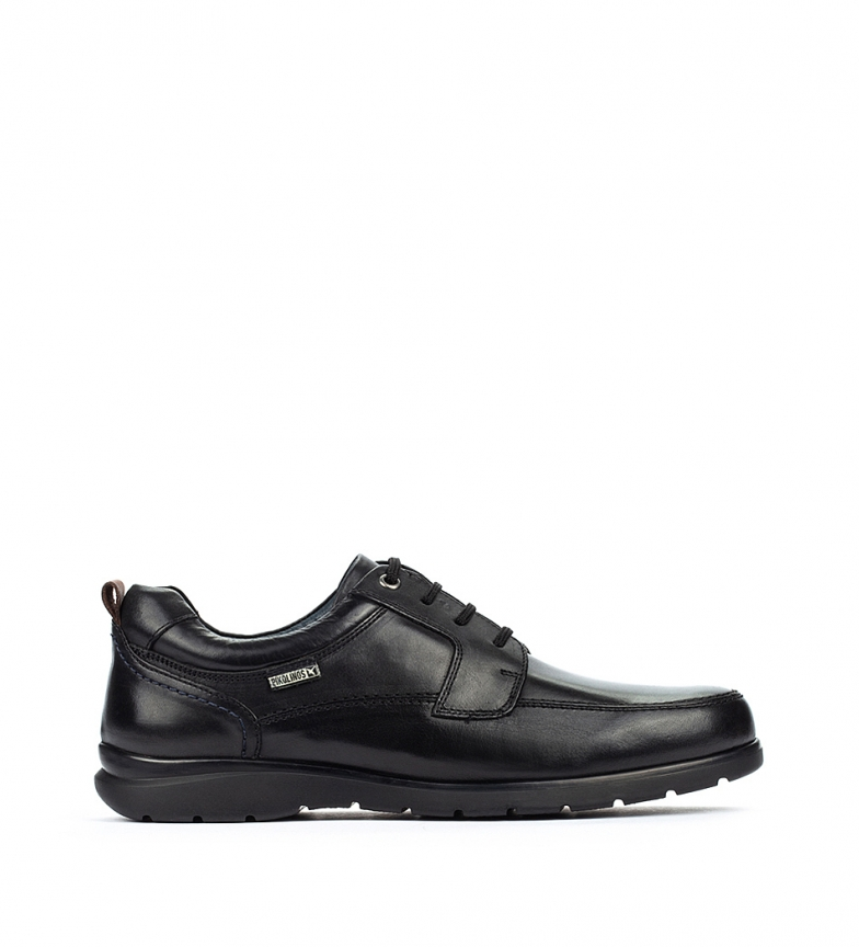 Comprar Pikolinos Zapatos de piel San Lorenzo negro