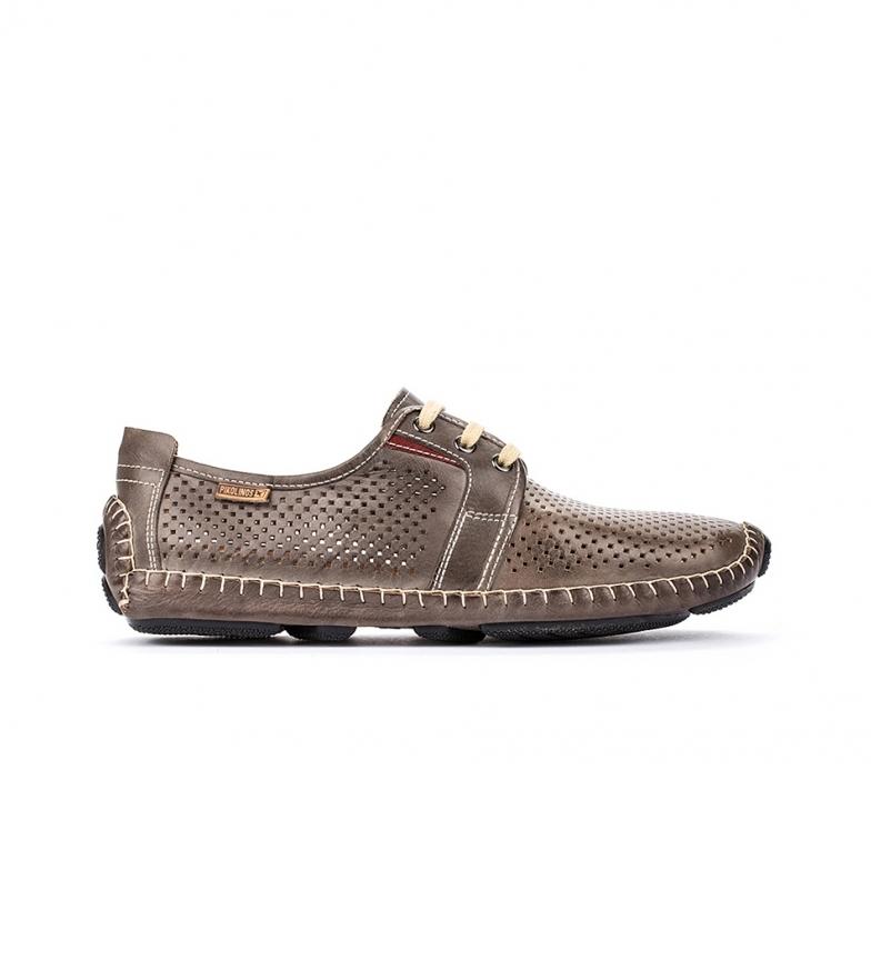 Comprar Pikolinos Zapatos de piel Jerez 09Z gris