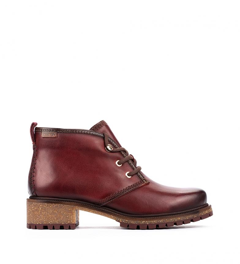 Comprar Pikolinos Aspe W9Z botas de argila para tornozelo - altura da roda 4,3 cm