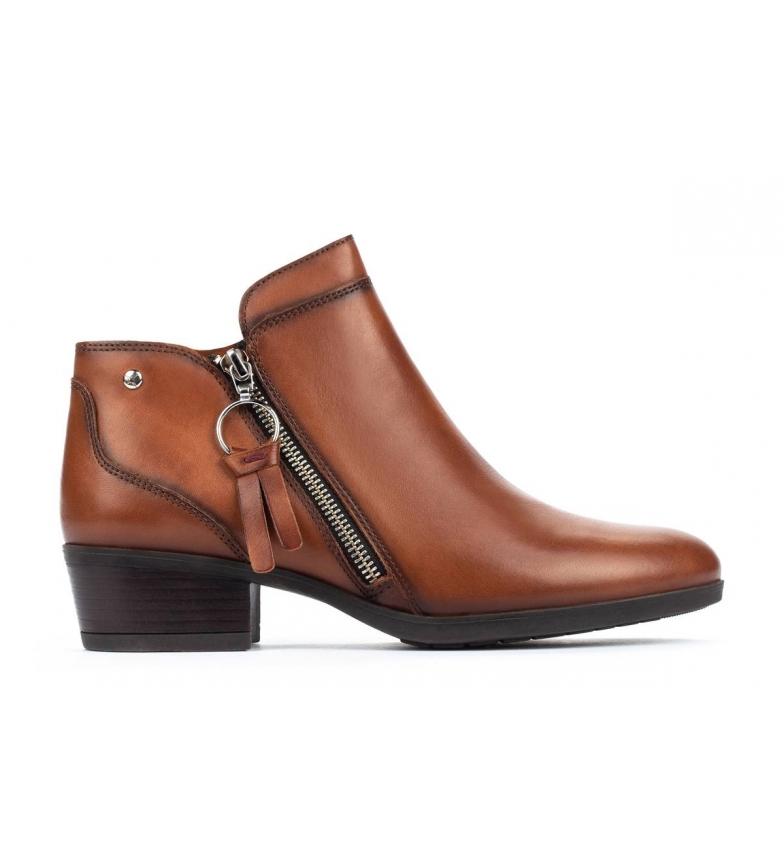 Comprar Pikolinos Daroca W1U leather boots -heel height: 4cm