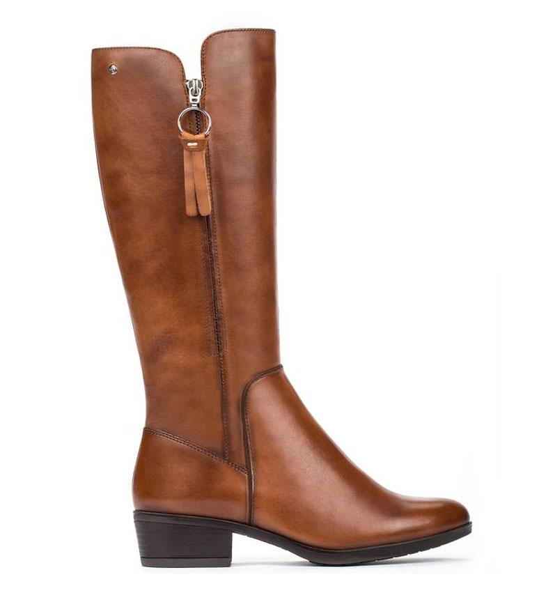 Comprar Pikolinos Botas de piel Daroca  W1U cuero -Altura tacón: 4cm-