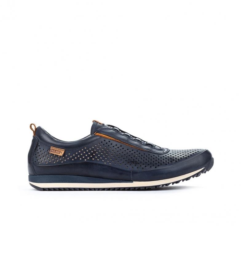 Comprar Pikolinos Sapatos de couro Liverpool M2A azul