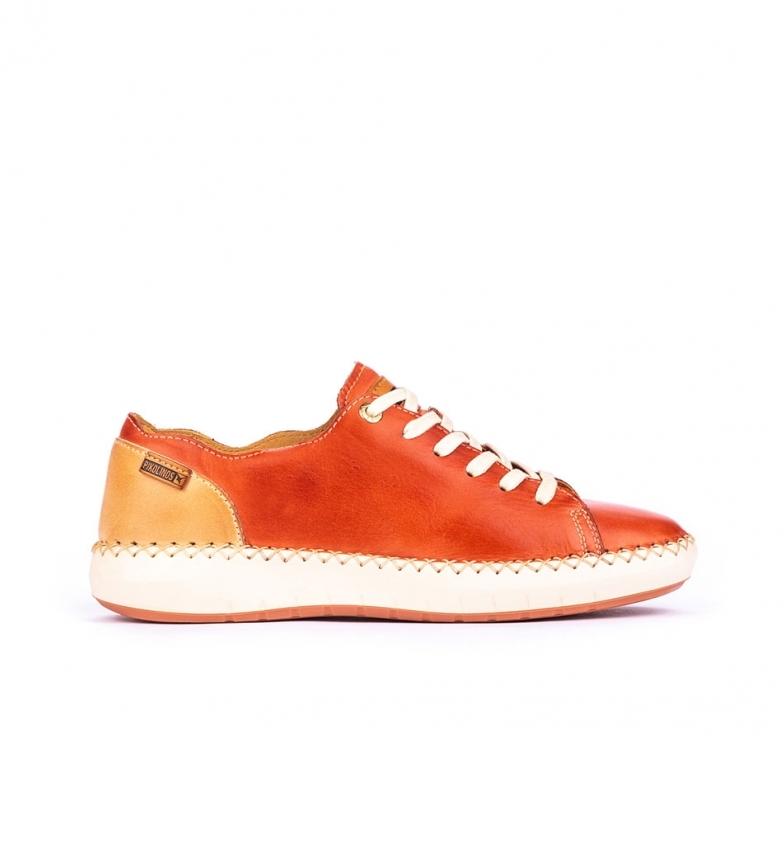 Comprar Pikolinos Baskets en cuir Messina W6B orange