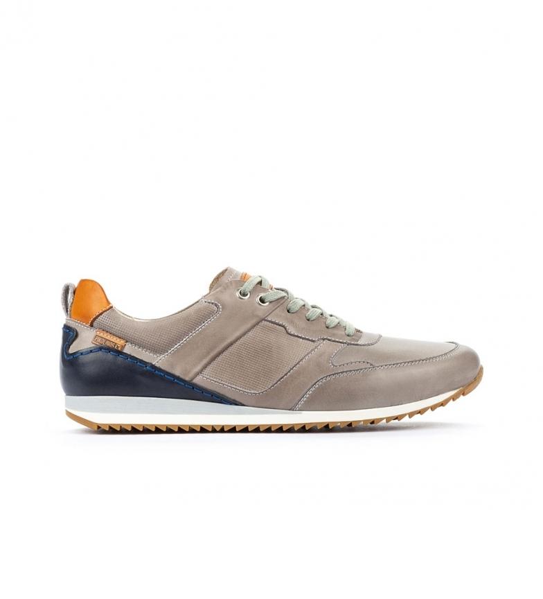 Comprar Pikolinos Sapatos de couro Liverpool M2A bege