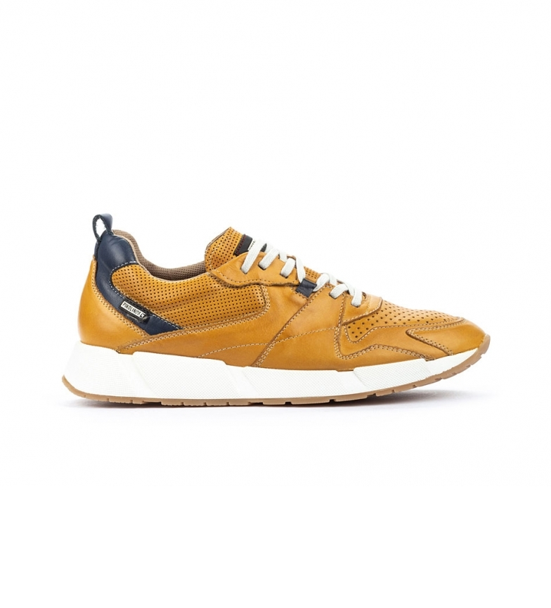 Comprar Pikolinos Sapatos de couro Meliana M6P amarelo