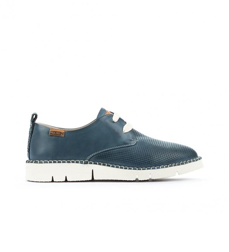 Comprar Pikolinos Chaussures en cuir Vera W4L bleu