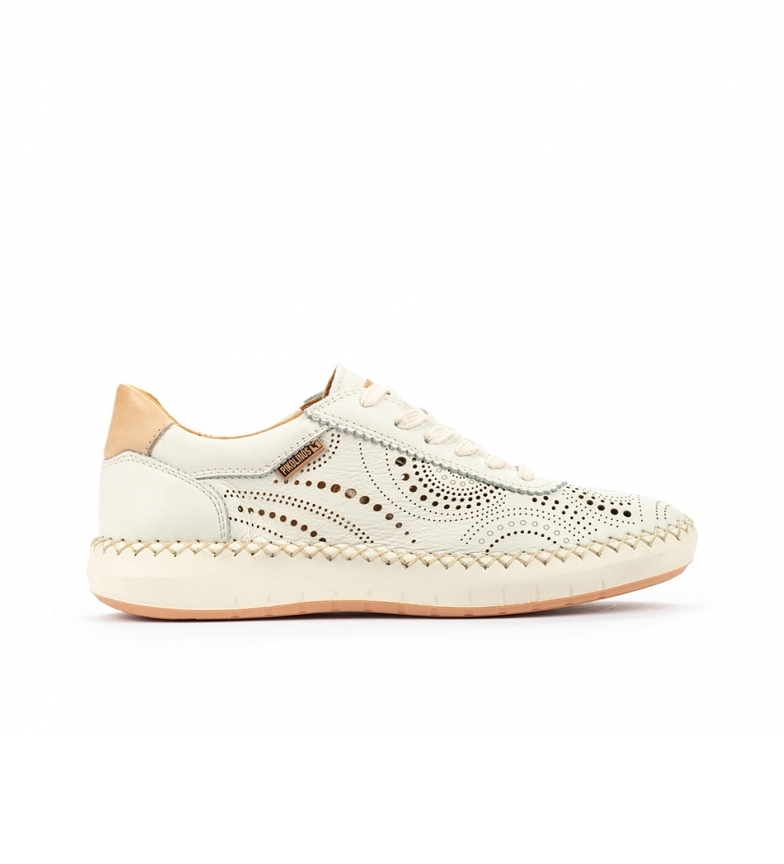 Comprar Pikolinos Chaussures en cuir Messina W6B blanc