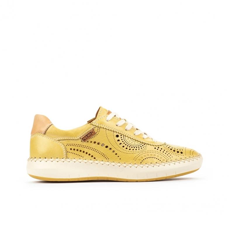 Comprar Pikolinos Chaussures en cuir Messina W6B jaune