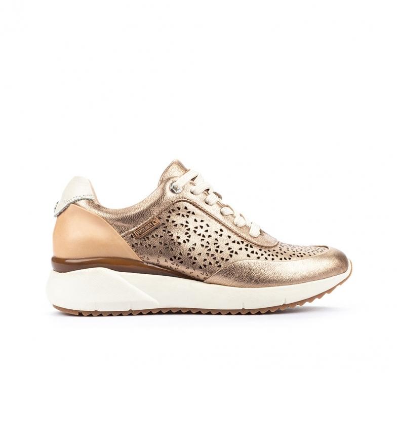 Comprar Pikolinos Chaussures en cuir Sella W6Z Or