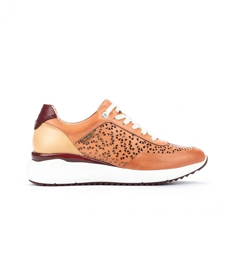 Comprar Pikolinos Leather shoes Sella W6Z brown
