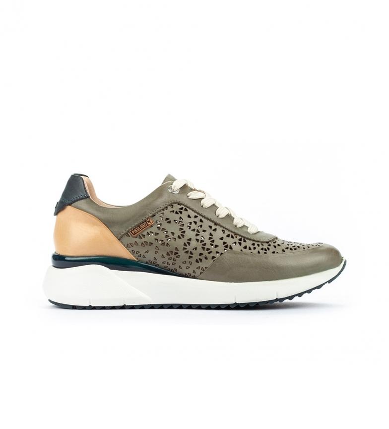 Comprar Pikolinos Chaussures en cuir Sella W6Z vert