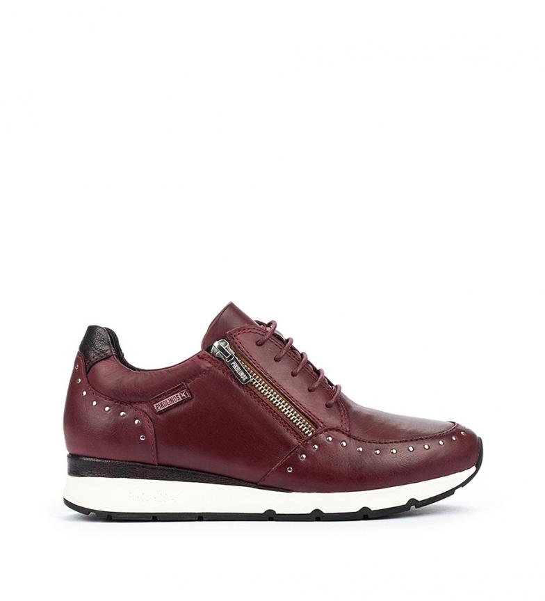 Comprar Pikolinos Chaussures en cuir Mundaka W0J bordeaux