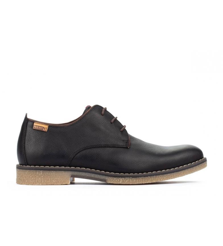 Comprar Pikolinos Sapatos de couro Irun M0E preto