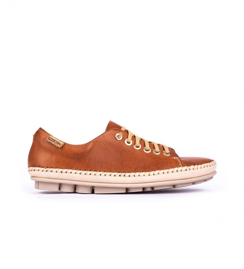 Comprar Pikolinos Chaussures en cuir Riola W3Y marron