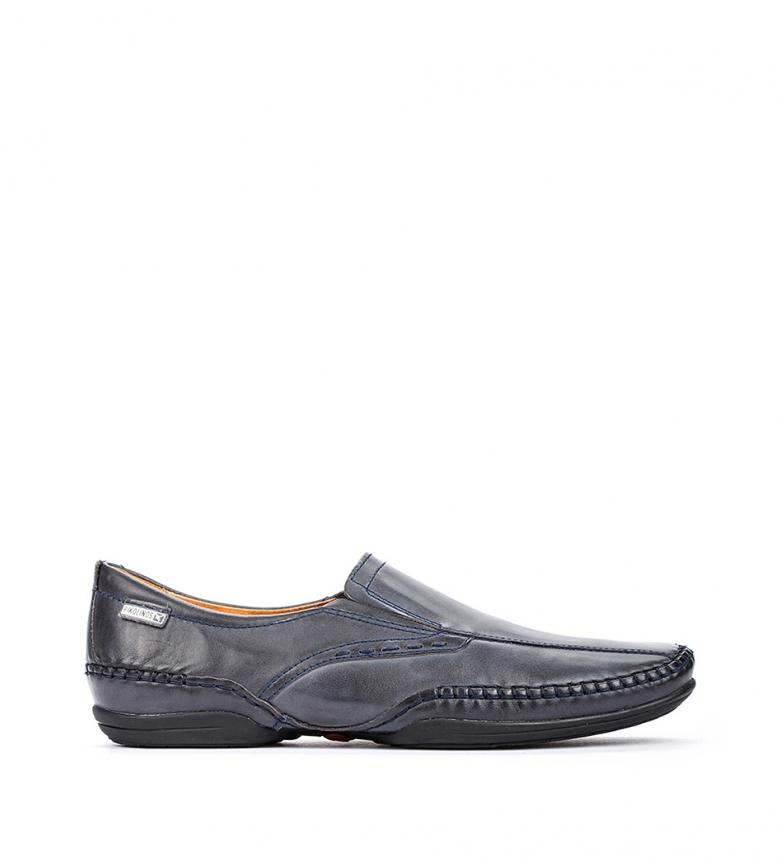 Comprar Pikolinos Chaussures en cuir Porto Rico bleu