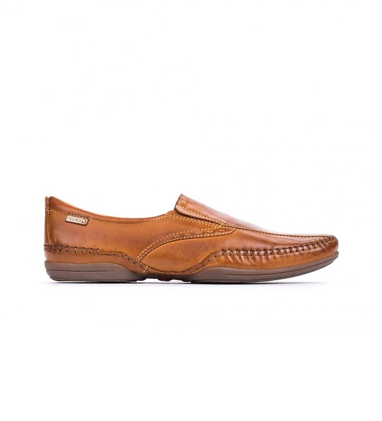 Comprar Pikolinos Chaussures en cuir brun porto