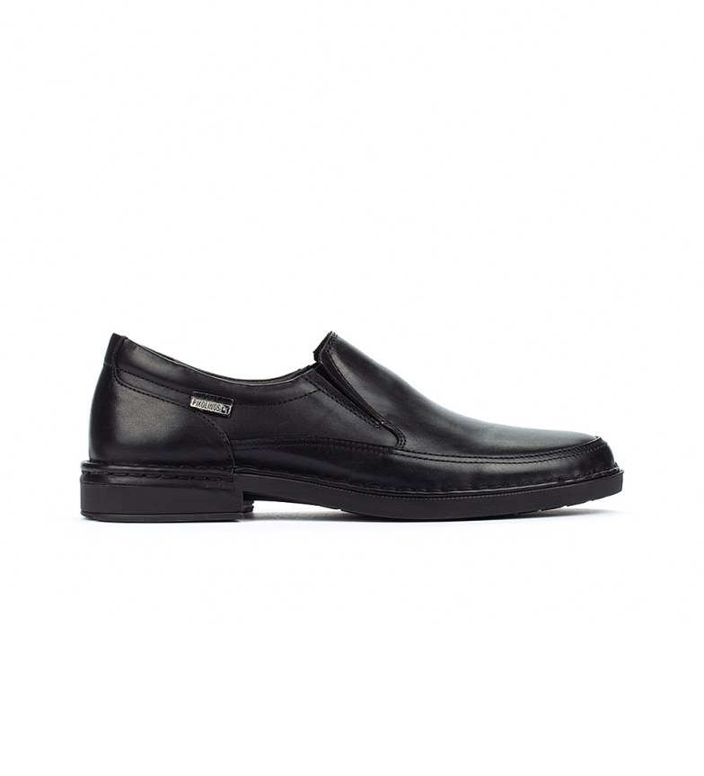 Comprar Pikolinos Bermeo leather shoes M0M black