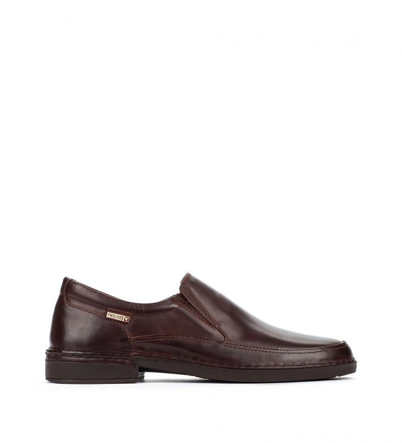 Comprar Pikolinos Leather shoes Bermeo M0M elm