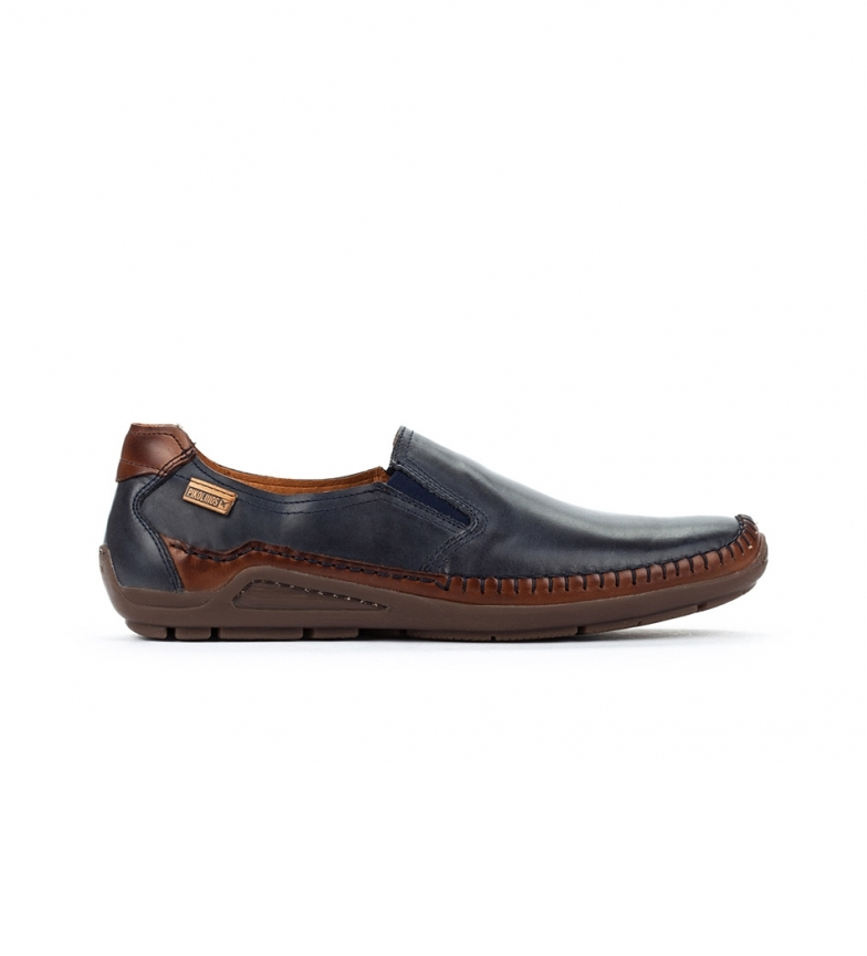 Comprar Pikolinos Chaussures en cuir des Açores 06H bleu