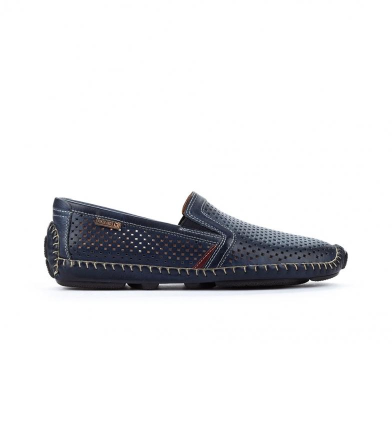 Comprar Pikolinos Chaussures en cuir Jerez 09Z bleu