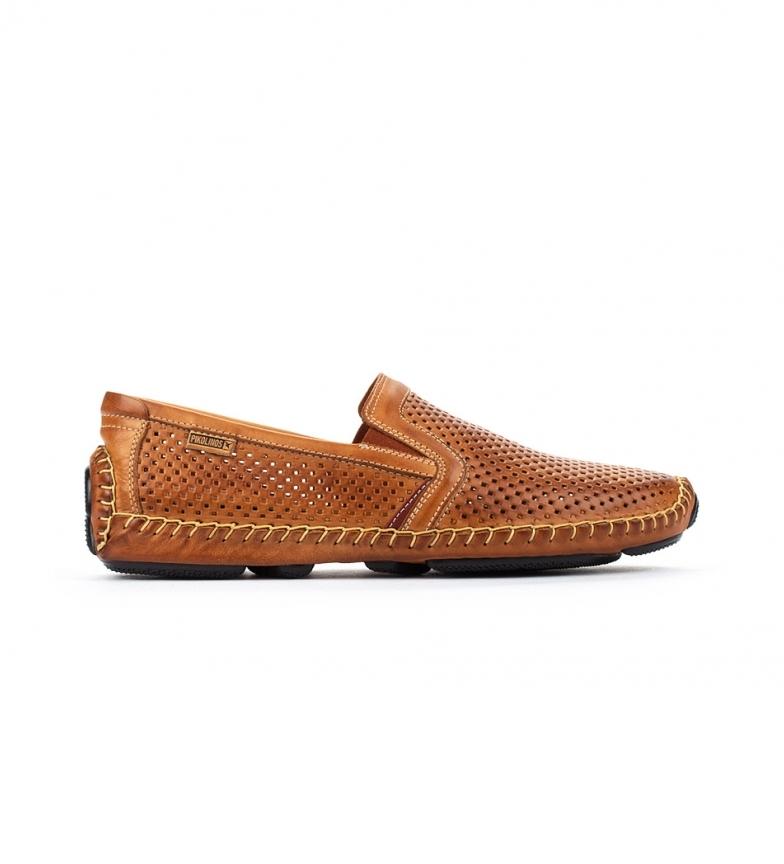 Comprar Pikolinos Zapatos de piel Jerez 09Z marrón
