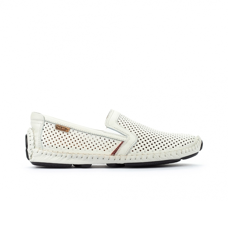 Comprar Pikolinos Chaussures en cuir Jerez 09Z blanc