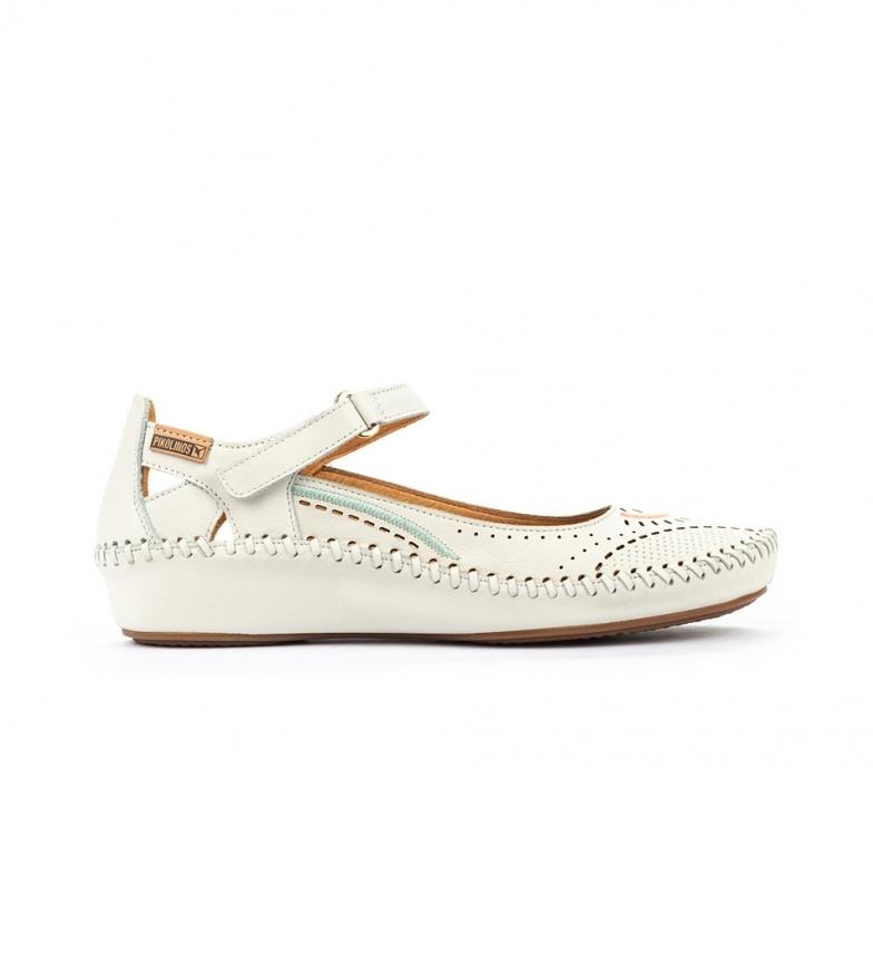 Comprar Pikolinos Sandálias de couro P. Vallarta 655-0887 branco