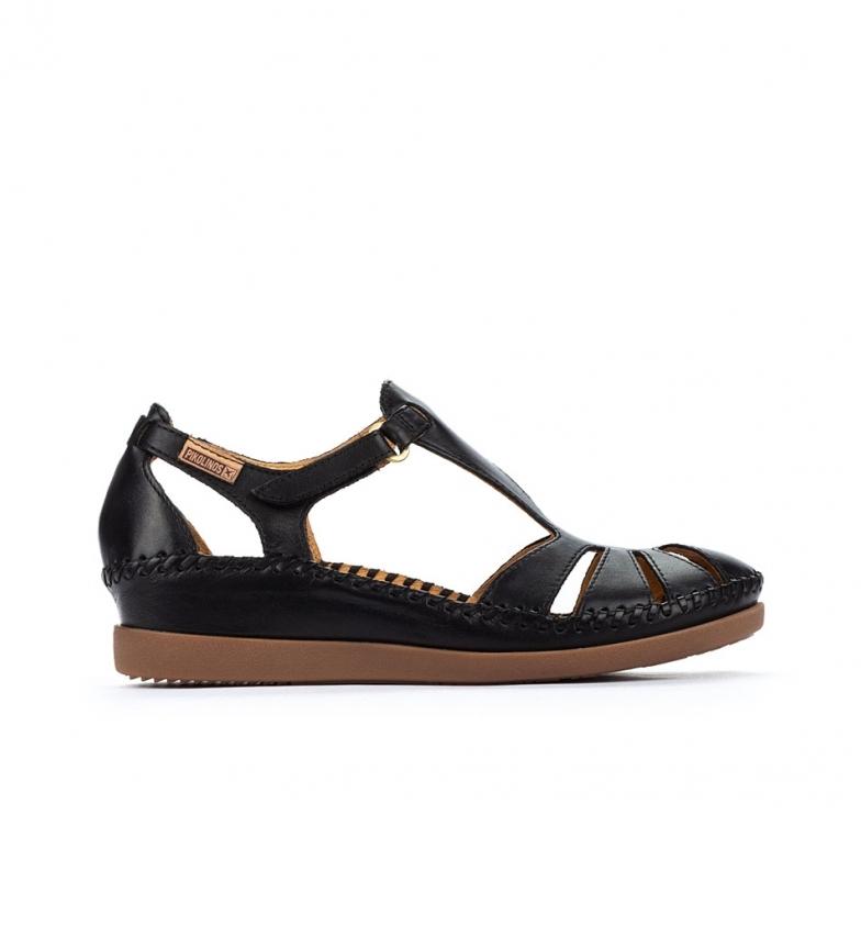 Comprar Pikolinos Sandalia de piel Cadaques W8K negro
