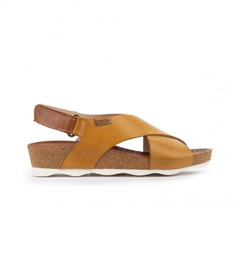 Comprar Pikolinos Sandal Mahon W9E-0912 amarelo