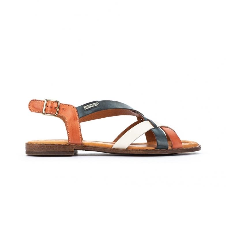 Comprar Pikolinos Sandalias de piel Algar W0X marrón anaranjado